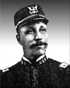 Maj. George W. Ford in uniform