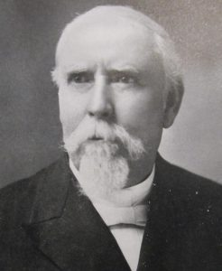 Rev. W.N. McElroy (courtesy First United Methodist Church)