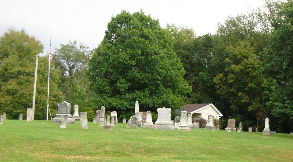 Wimmer Cemetery, 2018 (SCHS)